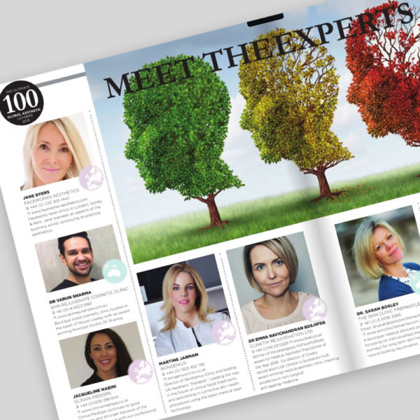 Jane Byers Top 100 Aesthetics Leader